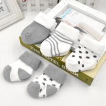 5 пар/партия, носки для новорожденных, детские короткие носки ярких цветов, хлопковые нескользящие носки для маленьких мальчиков и девочек I LOVE DAD 32828743792