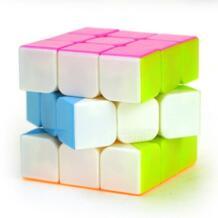Cubos Magicos Cube Magique классический Новый год комплект Cubos Magicos Yuxin кубики детские игрушки взрослые дети 50K333 yucheng 32782770994