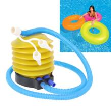 Ножной велосипедный насос для воздушного шара, детский плавательный бассейн, надувной портативный надувной насос для ног, оборудование для надувания вечерние свадебные насос для воздушных шаров VKTECH 32802646784