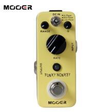 Mooer Micro серии компактный Автоматический Wah Funky Monkey эффект Гитары педаль No name 713510248