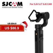 Обновление ручной карданный стабилизатор SJ-GIMBAL 2 3 осевой стабилизатор bluetooth Тип управления C для SJ8 серии SJ7 SJ6 SJ8 pro yi 4 k камеры Sjcam 32961362104