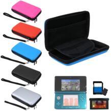 Портативный жесткий чехол для хранения для 3DS, защитная дорожная сумка для 3 DS игр, консоль, аксессуары для карт, для Nintendo 3DS console bag portable console case console carrying case - AliExpress ALLOYSEED 32829135035