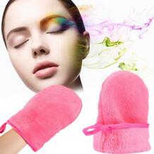 Перчатка из микрофибры для снятия макияжа многоразовая микрофибра ткань для лица полотенце для снятия макияжа Уход за лицом моющая перчатка No name 32694935381