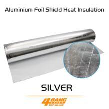 Алюминий Фольга щит теплоизоляция коррозионная стойкость поглощения звука огнестойкости клей 4 шт. 50 см * 50 см SBWLKJ 32830913858