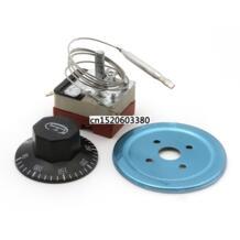 MEXI циферблат термостат для контроля температуры Переключатель для электрической печи AC 220 V 16A 50-300C градусов No name 32836373178