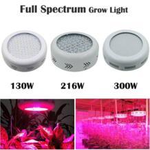 Полный спектр 130 W 216 W 300 W светодиодный светать лампа для фотосъемки красный/синий/белый/UV/IR светодиодный лампы для гидропоники и комнатные растения растут палатка LVJING 32720307059