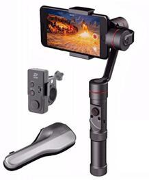 Zhiyun гладкой III smooth3 3 оси Ручные стабилизаторы Камера держатель для смартфонов как iPhone 7, 6 плюс, 6, 5S, 5C, Samsung S6, S5, S4 No name 32834055005