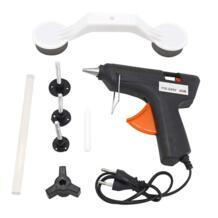 Авто выскакивает Дент g40 Ding ремонт инструмент для удаления инструменты для ухода за машиной набор комплект для транспортное средство автомобиль ABS клеевой пистолет краска собственного приготовления Стайлинг крышка HEONYIRRY 32889622859