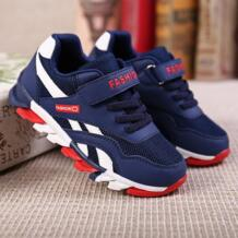 Дешевые детская обувь для мальчиков кроссовки для девочек спортивная обувь спортивная ребенок студентов тренеров Открытый дышащие детские кроссовки красный No name 32822386243