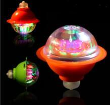 Цвет флэш-свет игрушка Музыка Гироскоп peg-top Spinner Spinning Классические игрушки Лидер продаж детские игрушки yh1042 No name 32829133496