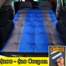 Бесплатная доставка! Автоматический надувной большой размер внедорожник автомобиль надувная кровать открытый путешествия автомобиль надувной матрас кровать авто принадлежности No name 32890804639