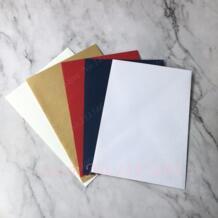 50 шт. прямоугольник белый конверт или цвета слоновой кости конверт использовать для загружен свадебные приглашения/приветствовать карт Fancylace 32656609452