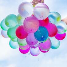 111 штуки, водные шары удивительное наполнение волшебный воздушный шар дети воды Войны Игра Поставки Дети Лето Уличная пляжная игрушка Вечерние No name 33049745188