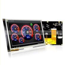 """7 """" 7 дюймов TFT жк-модуль дисплея ж / SSD1963 + XPT2046 контроллер, Сенсорная панель экрана, Mcu параллельный, Avr STM32 ARM No name 896457292"""