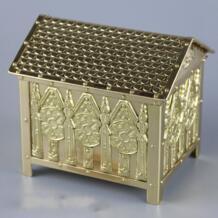 Высокое качество Медь Святой ковчег католической поставки очень хороший церковь Священная коробка Monstrance религия Часовня священный шкаф No name 32861144707