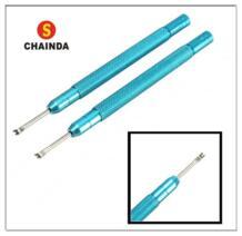 Бесплатная доставка 2шт 2шт металлический прецизионный прибор для ремонта наручных часов контактный рычаг замена инструмент для ремонта часов CHAINDA 32423706752