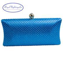 Жесткая коробка со стразами Свадебная вечерняя сумочка с бисером вечерняя сумочка-клатч и кошелек зеленый/красный/темно-синий/розовый/золотой/серый/черный/фиолетовый Royal Nightingales 32625935598