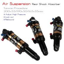 DNM AOY-36RC воздушный отскок сплав высокого давления горный велосипед задняя подвеска части горные MTB велосипед задний амортизатор No name 32811340070
