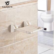 Yanjun настенный Для Ванной сиденье, душ с ног складывается spa скамейке общественного arears Экономия пространства yj-2033 No name 32792869542