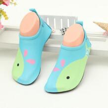 Leightweight Дети Аква обувь ласты для плавания дайвинга носки Подводное Подводные ботинки предотвратить Scratche Нескользящие пляжная обувь No name 32803022949