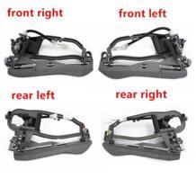 Передний левый и правый Внешний держатель дверной ручки для BMW X5 E53 2000 2001 2002 2003 2004 2005 2006 2007 51218243615 51218243616 LARATH 32862743925