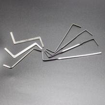 Бесплатная доставка 7 шт. слесарь инструменты ряд инструментов напряженности нержавеющая стальная высокое качество LiUSHi 32805331647