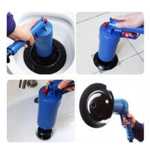 Домашний насос высокого давления для слива воздуха, Плунжер, сток трубы, для туалета ванной, набор для очистки кухни MISS ROSE 32853706513