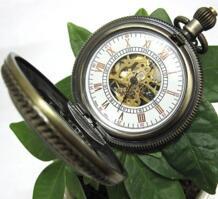 Античная бронза Медь мужские/женские кулон карманные часы No name 291155042