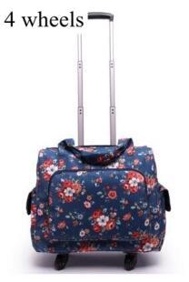 Женский чемодан, чемодан на колесиках, дорожная сумка на колесиках 20 дюймов, сумки на колесиках для ноутбука, бизнес чемодан на колесиках для путешествий-in Ручные сумки from Багаж и сумки on AliExpress - 11.11_Double 11_Singles' Day YCBXBAO 33060862705