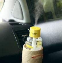 Мини Портативный бутылка для воды Caps увлажнитель Арома диффузор тумана Free_on 32820965021
