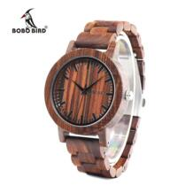 Бобо птица WM10 деревянный Часы красный сандал случае Весы циферблат redwood группа кварцевые часы Брендовая дизайнерская обувь oem BOBO BIRD 32789936264