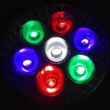 14 Вт светодио дный спектр светодиодный растительный свет, обеспечивает освещение для саженцев, цветов и овощей в теплице и растительной палатке GEW 32370206718