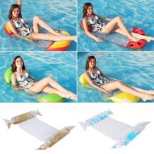Надувной матрас для плавания надувной коврик для бассейна надувной летний гамак для воды кресло для отдыха водные виды спорта VKTECH 32997946965