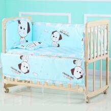 Натуральный Soild деревянный детский Мультифункциональный переносная люлька кроватка дышащая детская люлька кровать протектор для детей люлька Babyyuga 32912051965