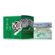 Вьетнам 20 г белый тигр бальзам для головной боли зубная боль в животе Baume Тигр Blanc холодной головокружение бальзам No name 32801061447