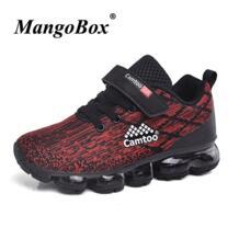 Лучшая детская спортивная обувь унисекс Air Design Детские кроссовки дизайнерские детские беговые кроссовки для мальчиков брендовые фиолетовые теннисные туфли для девочек Mangobox 32927618880