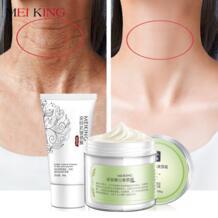 шеи маска шеи крем для ухода за кожей Отбеливающее, омолаживающее воздействие увлажняющий, питательный для укрепления шеи уход набор для ухода за кожей комплект 180 г MEIKING 32920921023