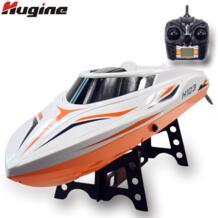 Радиоуправляемая лодка большой корабль с дистанционным управлением высокоскоростная гоночная яхта система охлаждения воды скоростная лодка с авто обратная игрушка хобби модель подарок hugine 32837218187