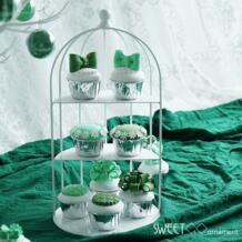 клетка кекс стенд украшая инструменты Свадебные Десерт Таблица поставщика создавать-в состоянии орнамент вечерние украшения торта СОЗ SWEETGO 32821747467