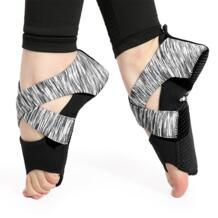 Йога носки Для женщин половина носок не скользят для йоги Пилатес кроссовки профессиональные обувь для йоги пять пальцев Фитнес обувь для помещения Boodun 32874877063