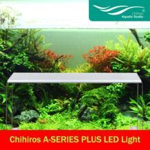 Chihiros серии плюс 5730 аквариум светодиодный освещение Sytem Ада Стиль водных растений светодиодный растут лампы для 30-60 см рыбы резервуар для воды завода SUNSUN 32855206408