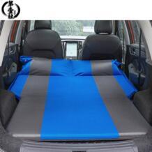 Надувная автомобильная кровать для путешествий SUV, кровать с воздушным матрасом, Открытый коврик для кемпинга, подушка, авто постельные принадлежности для детей, для Honda Ford BMW FIT CLUB 32975736496