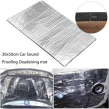 30x50 см автомобильное стекловолокно звукоизоляция изоляция звукоизоляция 7 мм закрытые сотовые пены Auzan 32815557551