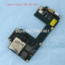 Новый основной материнской плате ремонт печатной платы Запчасти для Canon EOS 6D ds126402 SLR No name 32319612305