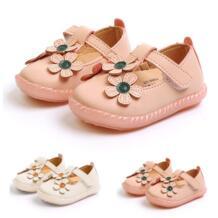 Детские кроссовки для детей с цветочным рисунком для маленьких девочек; обувь на плоской подошве для девочек; детская обувь; Прямая поставка MUQGEW 32960573002