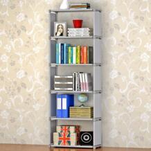 Simple home современный стиль нетканый материал Бесплатная Ассамблея моды мебель для гостиной украшения многофункциональный 7 слой книжная полка No name 32849057490