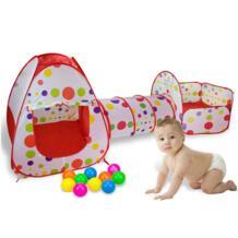 2019 Портативный забор для детей Детские Манеж для детей детский Крытый ограждение для детского манежа забор для детей играть двор игрушечный туннель детский манеж игры DAISHUBAOBAO 32796495139