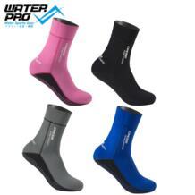 CRESSI ультра растягивающиеся мм носки 1,5 мм неопреновые носки-нескользящая подошва WATER PRO 32812958607