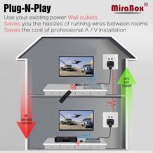 300 м Мощность линии HDMI Extender ИК H.264 кодирования протокол высокое качество передачи изображения Full HD 1080 P HDMI Extender ИК-in Кабели HDMI from Бытовая электроника on Aliexpress.com | Alibaba Group MiraBox 32790611726
