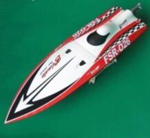 Острое лезвие ракеты гоночная лодка/26cc бензин лодка-красный подражать ZENOAH Двигатели для автомобиля No name 1213393192